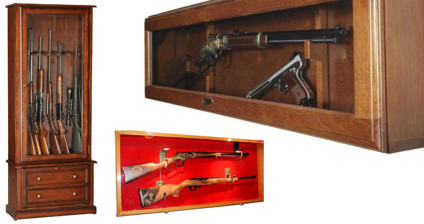 D I Y Custom Gun Display Case On The Cheap Part 1